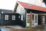 AK9 Aanbouw Kantoor dubbelwandig houtskelet potdeksel
