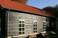 AK9 Aanbouw Kantoor dubbelwandig houtskelet potdeksel2