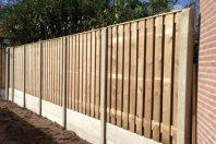 S04-schermschutting-recht-21planks-grijs-2 betonplaten