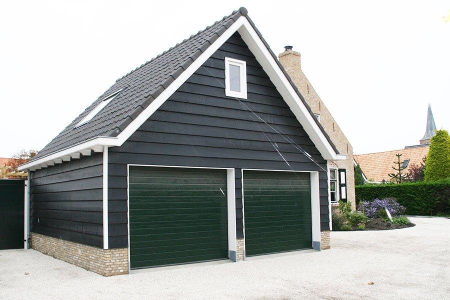 Prefab Garage Steen : Een garage laten bouwen boha systeembouw b v